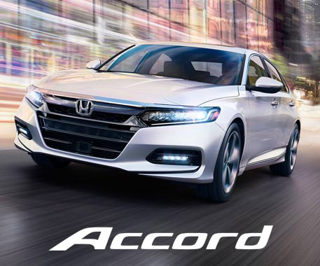 Elegant Honda Accord