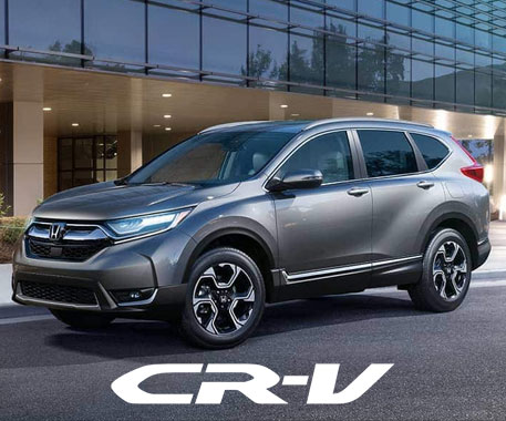 Honda CR-V at Meridian Honda