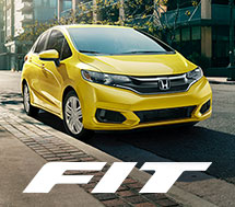 Honda Fit at Meridian Honda
