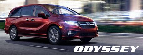 Honda Odyssey at Meridian Honda