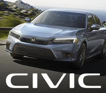 Honda Civic at Meridian Honda