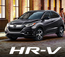 Honda HR-V at Meridian Honda
