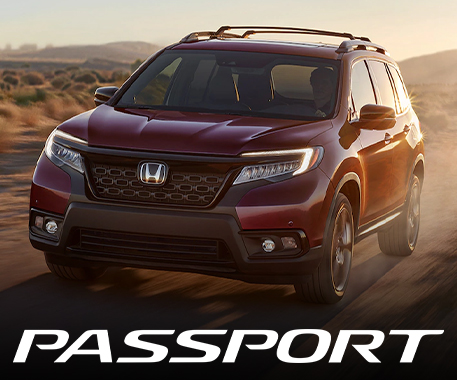 Honda Passport at Meridian Honda