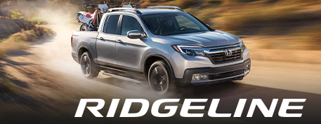 Honda Ridgeline at Meridian Honda