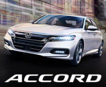 Honda Accord at Meridian Honda