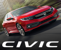 Honda Civic at Meridian Honda